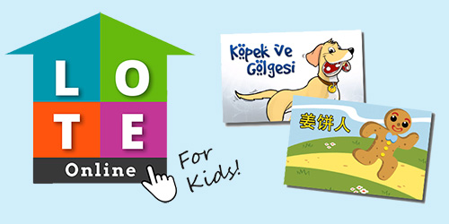 LOTE Online for Kids